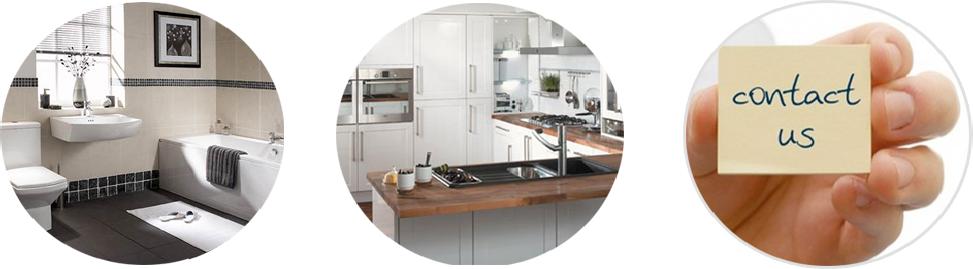 Kitchens bathrooms builders edinburgh for Bathroom ideas edinburgh